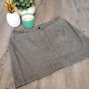 SLIGHTLY ASKEW | Ladies Medium Mini Skirt
